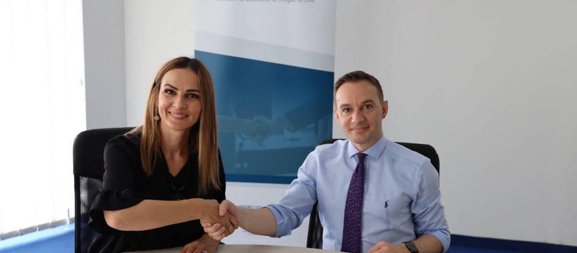 IETL nënshkuran marrëveshje bashkëpunimi me Institutin Libertarian të Kosovës (LINK)